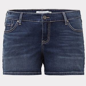 Torrid Size 22 Jean Shorts